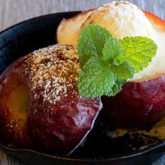 丸ごと焼きリンゴ