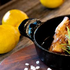 塩レモンのスペアリブ